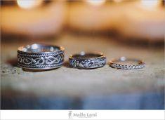 Claddagh engagement ring, Irish wedding band