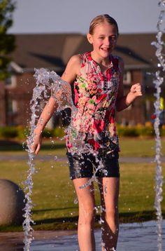 Trips 'n Toys: Fountains at Evans Towne Center Park - Evans, GA #exploregeorgia
