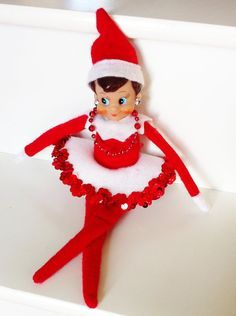 bfd0842935c elf on the shelf outfits | Express Your ELF Handmade Elf on the Shelf  Clothing: