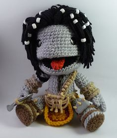Do want - The Nameless One doll (Planescape: Torment)