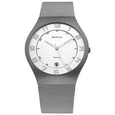 Edle Armbanduhr zum Aufpeppen eines jeden Outfits ab 129,00 € <3 Hier kaufen: http://www.stylefru.it/s321975 #silber #accessoires