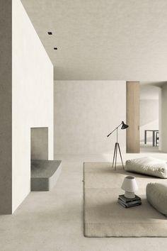 37 Best Minimalist Home Interior Design Ideas With Beautiful Colors Minimalist Architecture, Minimalist Home Interior, Home Interior Design, Interior Architecture, Minimalist House, Interior Colors, Interior Modern, Interior Minimalista, Minimal Living