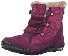 Columbia Women's Minx Shorty OH Print2 Winter Boot ** To view further for this item, visit the image link.