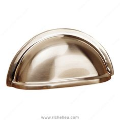 Richelieu - Classic Metal Pull - Brushed Nickel - 76 Mm C. - - Home Depot Canada