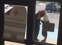 What does the Red Cross have against prayer? Unbelievable!! http://joeforamerica.com/2016/08/red-cross-kicked-cop-praying/