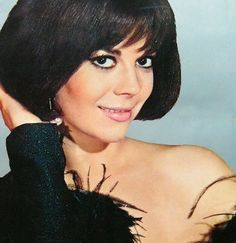 The beautiful and talented actress Natalie Wood.
