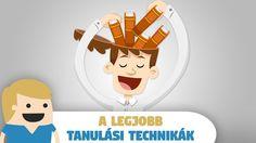 Tanulj akár egy zseni! - A Legjobb Tanulási Technikák Life Hacks, Family Guy, Youtube, Education, Christmas Ornaments, Learning, Holiday Decor, School, Fictional Characters