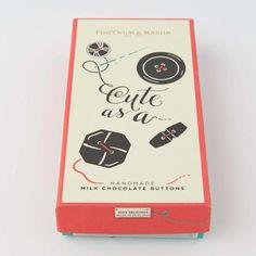 Milk Chocolate Buttons, 140g