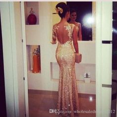 Prepare the prom dresses websites for the upcoming prom? Then you need to see 2014 Sweetheart One Long Sleeve Sparkly Golden Sequins Open Back Beautiful Prom Dress Fashion Gowns Mermaid Sequins Maxi Long Dress in wholesaledresses2012 and other petite prom dress and uk prom dress on DHgate.com.