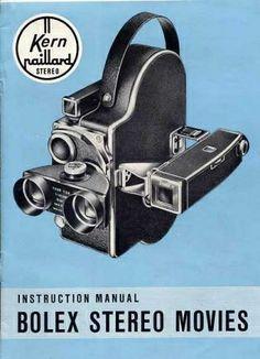 Bolex Stereo Instruction Book