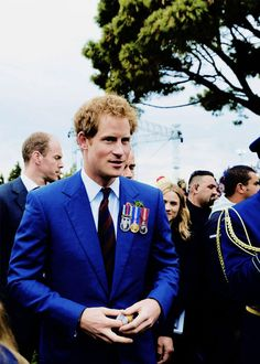 katemiddletons: Prince Harry attended a Memorial Service Queen Elizabeth, Duke of Edinburgh and their grandson the Duke of Edinburgh attended a ceremony to mark 100 years since the Gallipoli Campaign of World War I, Lone Pine, Eceabat, Turkey,, April 25, 2015