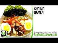 Shrimp Ramen - YouTube
