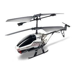 Silverlit 2.4G Spy Cam II RC Helicopter, White