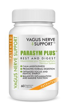 How Can Vagus Nerve Support Relieve Gastroparesis? Learn more about how inflammation can affect vagus nerve function and the body. Symptom Journal, Ayurveda, Benefits Of Vitamin A, Nerves Function, Vagus Nerve, Natural Treatments, Nervous System, Fibromyalgia, Exercises