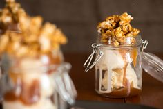 Did someone say dessert? Try this recipe for a decadent after dinner treat!