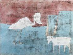"""""""Freundschaft"""" 1930 Paul Klee"""