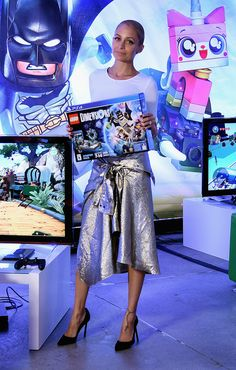 Nicole Richie Photos Photos - Nicole Richie attends the launch party for LEGO Dimensions, the new toys for lifevideo game, on September 24, 2015 in New York City. - LEGO Dimensions Launch Party