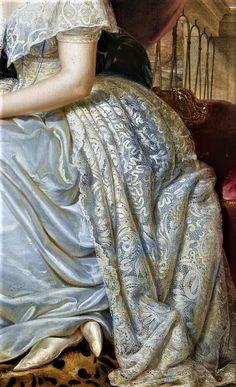 Katerina Rose Botsaris by Pietro Luchini, 1845