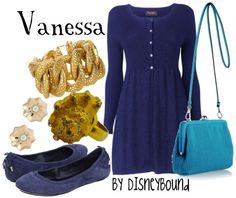 The Little Mermaid - Vanessa