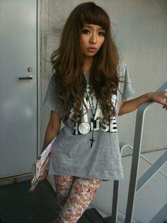 <3 #japanese #hairstyle