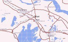 Wuxi Map Tourist Attractions - http://toursmaps.com/wuxi-map-tourist-attractions.html