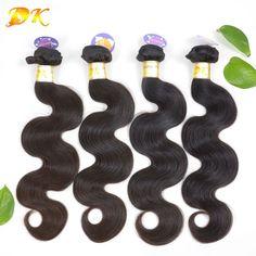 415.64$  Watch now - http://alioi9.worldwells.pw/go.php?t=32740870006 - DK Hair Wholesale 100% Human Hair Body Wave 10 Bundles Unprocessed Brazilian Virgin Hair Body Wave 7a 8a Brazilian Human Hair