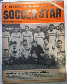 Soccer Star 1960 June Edition