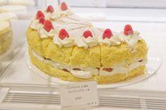 Victoria Cake of Rose Bakery in Japan at Isetan Shinjuku, Adjacent to COMME des GARÇONS POCKET
