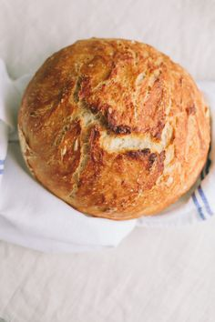 Artisan Bread: Recipe