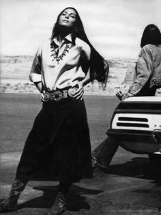 Cher 70's Vogue