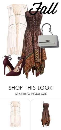 """fall"" by masayuki4499 ❤ liked on Polyvore featuring Hot Anatomy and Massimo Matteo"
