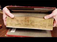 This 200-Year-Old Book Is Also An Animated Painting! Watch it here!