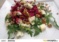 Řepu uvaříme, necháme zchladnout, oloupeme a nakrájíme nebo nastrouháme… Skinny Recipes, Raw Food Recipes, Cooking Recipes, Healthy Recipes, Paleo Cookbook, Fat Burning Drinks, Vegetable Salad, Healthy Life, Food And Drink