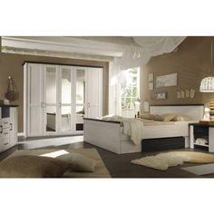 Zeer luxe complete slaapkamer van Wiemann, model Helsinki eiken Deze ...