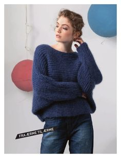 LANGYARNS Strickanleitungen online kaufen 5 Ideas for Knitting With Lace Weight Yarns The maximum se Jumper Knitting Pattern, Easy Knitting, Knitting Stitches, Knitting Yarn, Crochet Cardigan, Knit Crochet, Lang Yarns, Knitted Blankets, Knitting Designs