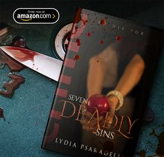 """As if it was written by destiny, for their paths to meet and all to gain to meaning"".  Gluttony, Envy, Lust, Wrath, Pride, Greed, Sloth: 7 Sins to Die for.  Seven short stories about desire, dreams and bloody passion.  Available now at Amazon"