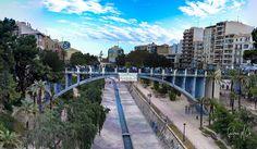 Puente Canalejas a la espera de  Elche CF