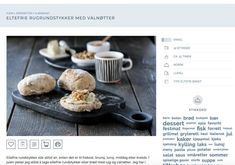 Nytt design Trines matblogg Oatmeal, Food And Drink, Dessert, Breakfast, The Oatmeal, Dessert Food, Morning Coffee, Deserts, Postres
