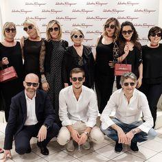 A breve il Valore di #Ferragamo presso @otticalippi  #sestofiorentino @marchoneyewear #eyewear #sunglasses