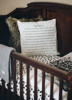 crib bedding.