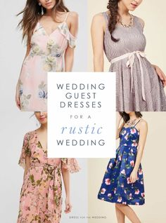 ddf92ffeb6e We have guest dress ideas for country weddings