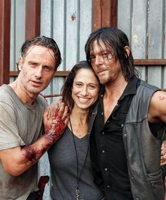 Andy and Norm #TWD Rickyl S5