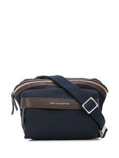 Designer Belt Bags for Men Designer Belt Bag, Navy And Brown, Logo Stamp, World Of Fashion, Luxury Branding, Organic Cotton, Women Wear, Man Shop, Leather