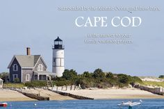 Surrounded by the Atlantic and three bays, Cape Cod, with loads of kid-friendly activities, restaurants and lodging, is the perfect family vacation destination.