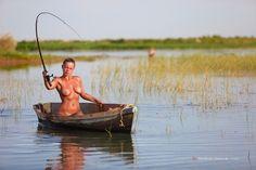 Sexy Fishing Girls