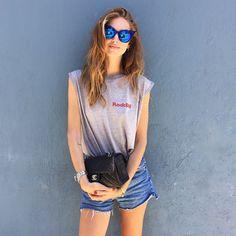 #ChiaraFerragni Chiara Ferragni: Monday #TheBlondeSaladGoesToHollywood