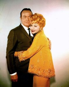 Bob Hope & Lucille Ball
