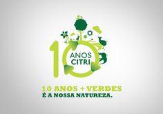 Citri S.A. 10th Anniversary Campaign by Miguel Batista, via Behance