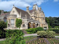 Tyntesfield House and Estate  (don't click on link, opens a billion windows)
