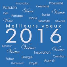 Carte de voeux entreprise 2016 Prospérité pour des voeux professionnels